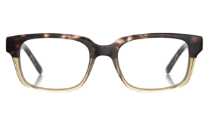 Handmade rectangular frames in acetate. optical designer glasses