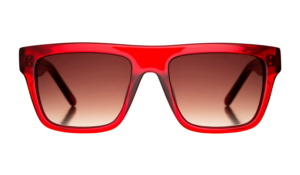 Handmade sunglasses, designer sunglasses, eyewear online, red sunglasses